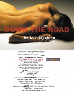 """Down The Road"" Poster"